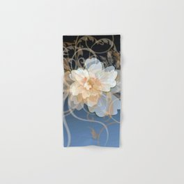 Beautiful Abstract Floral Hand & Bath Towel