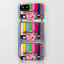 Do You Feel Anything Yet? iPhone Case