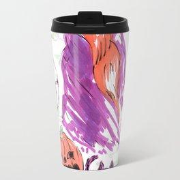 witch in florest Travel Mug