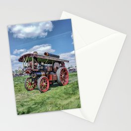 """Showmans Engine """"Lord Nelson"""" Desatuated Stationery Cards"""