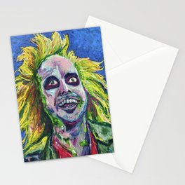 Go Ahead, Make My Millenium Stationery Cards