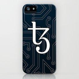 Tezos iPhone Case