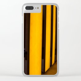 Architecture 03 Clear iPhone Case