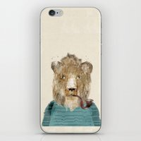 jeep iPhone & iPod Skins featuring jeep the lion by bri.buckley