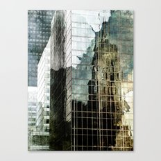 Layers Canvas Print