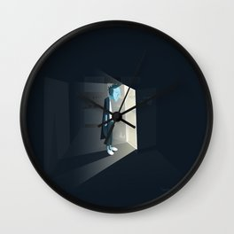 Late Snack Wall Clock