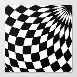 Wonderland Floor #1 Canvas Print