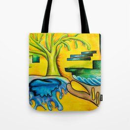 Levels - Mazuir Ross Tote Bag