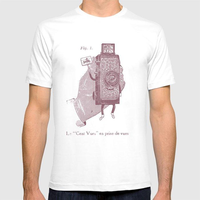 Cent Vues T-shirt