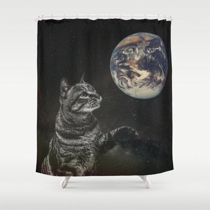 Master Shower Curtain