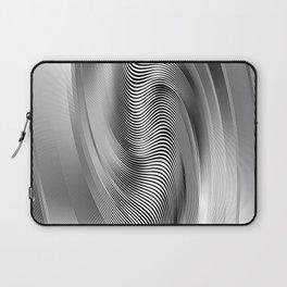 Abstract Zibra Art Laptop Sleeve