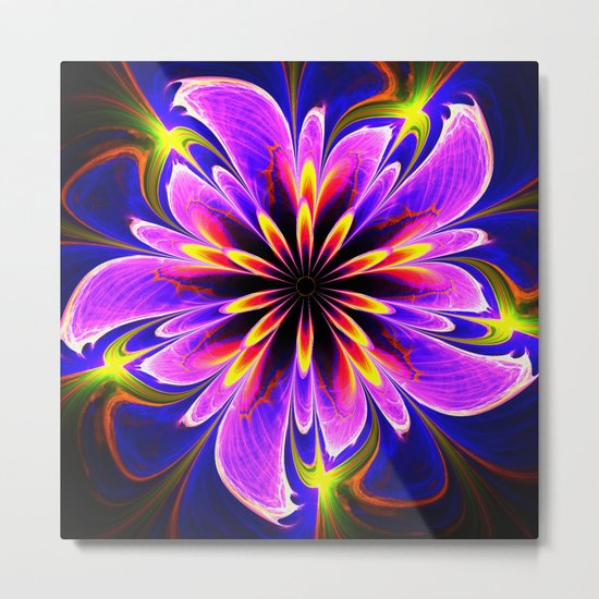 Floral delight Metal Print
