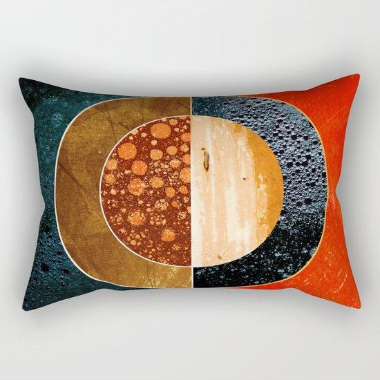 Abstract #143 Rectangular Pillow