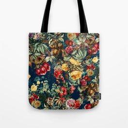 Pomegranate Garden Tote Bag