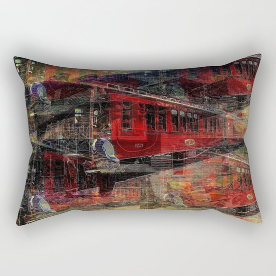 Durango & Silverton Rectangular Pillow