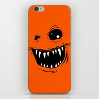 monty python iPhone & iPod Skins featuring Monty by Nicholas Ely