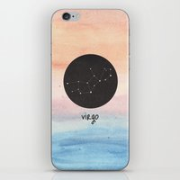 virgo iPhone & iPod Skins featuring Virgo by snaticky