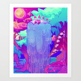 aes Art Print