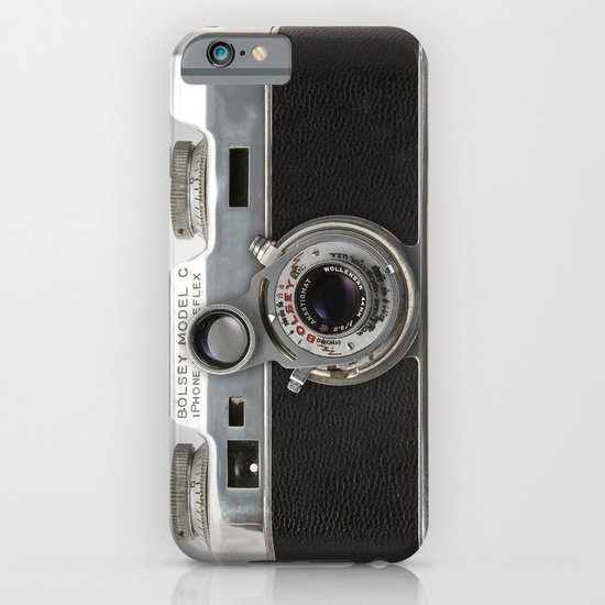 Vintage Camera (iBolsey) iPhone & iPod Case