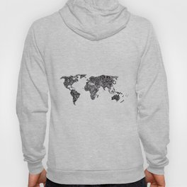 Word Map in a parallel universe Hoody