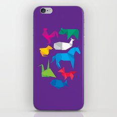 Origanimals iPhone Skin