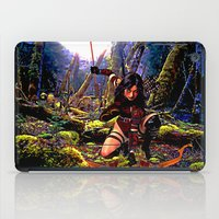archer iPad Cases featuring The Archer by OverseerN