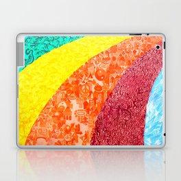 Love on Haight Laptop & iPad Skin