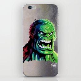 THE HULK iPhone Skin