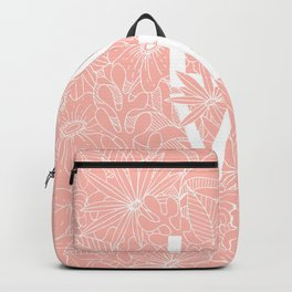 Pink Love Backpack