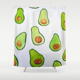 avocados Shower Curtain