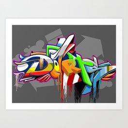 darts Art Print
