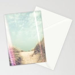 Light Leaks / The Way To The Beach Stationery Cards