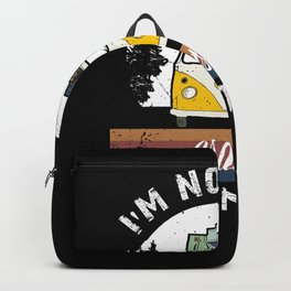 I'm Not Old I'm Vintage funny New Mexico Grants Backpack