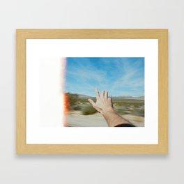 is it as bad as it seems? Framed Art Print