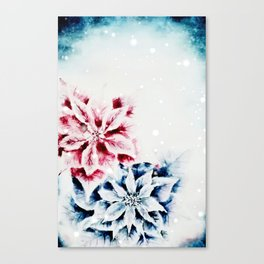 Stars of Winter Canvas Print