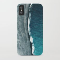 Beach Abstract Slim Case iPhone X