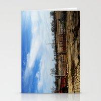 farm Stationery Cards featuring Farm by 100 Watt Photography