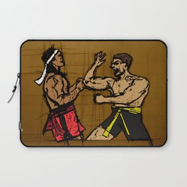 you fought with inspiration Laptop Sleeve