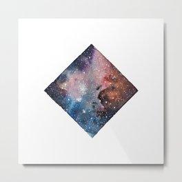 Wonder: Composition X Metal Print