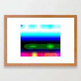 Metaphorical Sunset Framed Art Print