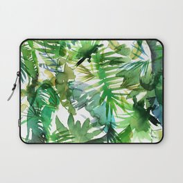 VIBE of the Jungle  {A-green} Laptop Sleeve