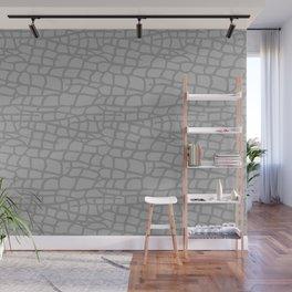 Gray Elephant Skin - Wild Animal Wall Mural