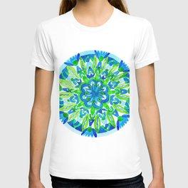 Flourish You Will Mandala T-shirt