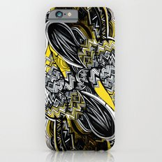 Bird sleeping Slim Case iPhone 6s