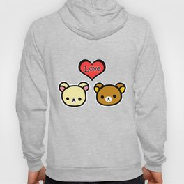 Bear Love Hoody
