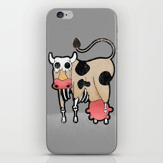 Cow Zombie iPhone & iPod Skin