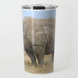 White Rhino Travel Mug