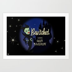 Bewitched! Art Print