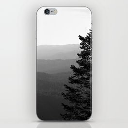 Mountain Layers iPhone Skin