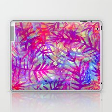 Electric Palms - Pink Laptop & iPad Skin